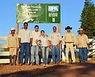 Fazenda Trijunção é a primeira e única do estado da Bahia a ter o reconhecimento de Boas Práticas Agropecuárias (BPA) pela Embrapa