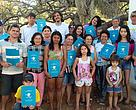 Comunidade da Gameleira recebe o portfólio de boas práticas agropecuárias da bacia do Longá (PI).