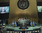 Cento e setenta e um países se reuniram hoje na sede das Nações Unidas para assinar o Acordo de Paris.