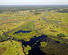 A  planície alagável depende do ciclo hidrológico para se manter. Por isso, a conservação das nascentes no planalto da Bacia do Alto Paraguai é fundamental para a sobrevivência do Pantanal.