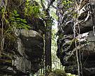 O Parque Nacional do Juruena é uma das muitas Unidades do Conservação com as quais o WWF-Brasil trabalha