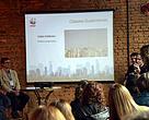 Evento Relações Corporativas - Cidades Susutentáveis