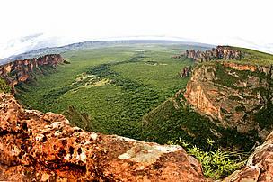 Unidades de conservação como o parque nacional da Chapada dos Guimarães são fundamentais para a sobrevivência do Pantanal