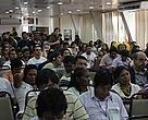 Plateia do Grande Encontro Panamazônico.