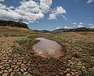 O sistema Cantareira é um dos mais afetados pela crise hídrica.