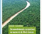 """Capa do livro """"Desenvolvimento Sustentável no noroeste do Mato Grosso"""""""