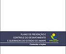 Capa do Plano de Prevenção e Controle do Desmatamento e Queimadas do Estado do Amapá (PPCDAP)