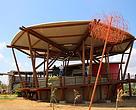 O Centro de Excelência do Cerrado - Cerratenses foi um dos locais visitados pelos participantes do ciclo de palestras