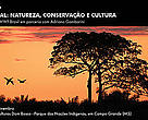 Pantanal: nature conservation and culture was the theme of the exhibition