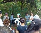 Curso  de técnicas de coleta e conservação de sementes, produção de mudas e restauração ecológica nos biomas Pantanal e Cerrado ministrado em Campo Grande