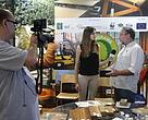 Em março, o Programa Madeira é Legal esteve presente na Feira Internacional da Construção Civil, ocorrida em São Paulo (SP)