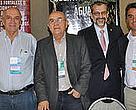Félix Domingues, Anivaldo Miranda, Henrique Lian e André Lima
