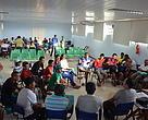 Grupos de trabalho discutiram os problemas da cadeia produtiva da madeira em Lábrea