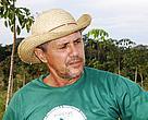 Paulo Sérgio Peres, médio produtor agrícola no Acre