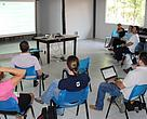 """Workshop de """"Revisão e finalização da proposta de uma iniciativa para pecuária responsável na América do Sul"""", na pousada Aguapé-MS"""