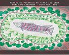 "Capa da publicação ""Manejo do Pirarucu na Terra Indígena Praia do Carapanã – Huni Kuín"""