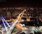 Monumento no Viaduto João Alves de Queiroz, em Goiânia. Capital do estado de Goiás, na região Centro-Oeste, está entre as primeiras que já confirmaram participação na Hora do Planeta 2015.