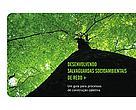 """Capa da publicação """"Desenvolvendo Salvaguardas Socioambientais de REDD+"""""""