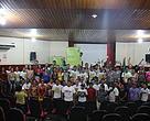 Pescadores participantes do II Fórum de Pesca de Feijó (AC)