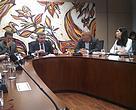 Governo recebe Coalizão Pró-UCs.