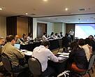 Representantes dos governos amazônicos, de empresas, bancos e organizações não governamentais participaram do workshop