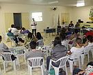 A 20ª reunião do Conselho do Mosaico Sertão Veredas Peruaçu ocorreu pela primeira vez no município de Miravânia (MG) e reuniu 40 membros