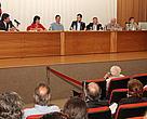 Assinatura do termo de cooperação entre o WWF-Brasil o Muncípio e o Estado de São Paulo para desenvolver o cálculo da Pegada Ecológica