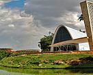 Igreja da Pampulha, um dos ícones que Belo Horizonte irá apagar durante a Hora do Planeta 2014