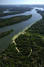 Juruena River, Juruena National Park<br />©Zig Koch / WWF