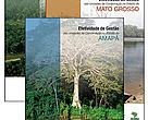 """Livros """"Efetividade de Gestão das Unidades de Conservação"""""""