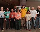 Agricultores e técnicos do Água Brasil reunidos para trocar experiências