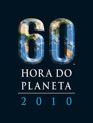 Logo Hora do Planeta 2010