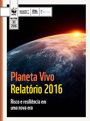 Relatório Planeta Vivo 2016