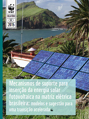 Investir em energia solar custa 8 vezes menos que em termelétricas, diz WWF