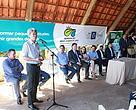 Carlos Nomoto, secretario general de WWF-Brasil,  destacó la importancia del trabajo de la Organización por la conservación del Pantanal