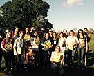 Participantes da oficina de educação ambiental em Campo Grande