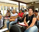 Mais de 50 mulheres participaram da programação