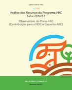 Relat&#243;rio destaca duas iniciativas realizadas no Programa ABC, entre elas a bacia do Xapuri<br />&copy;&nbsp;Observat&#243;rio ABC&#8221; border=&#8221;0&#8243; align=&#8221;left&#8221; hspace=&#8221;4&#8243; vspace=&#8221;2&#8243; /></a>Anualmente, o Observat&#243;rio ABC lan&#231;a uma s&#233;rie de publica&#231;&#245;es para acompanhar e monitorar o Programa Agricultura Baixo Carbono (ABC), principal linha de cr&#233;dito para o financiamento da agricultura de baixa emiss&#227;o de carbono no Brasil.</p> <p>A <a href=