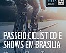 A Hora do Planeta 2017 acontece em 25 de março e já conta com a participação de 78 cidades brasileiras, incluindo Brasília-DF; shows de artistas da cidade e passeio ciclístico acontecem no dia