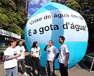 On World Environment Day, WWF-Brazil warns on supply crisis in São Paulo (SP).
