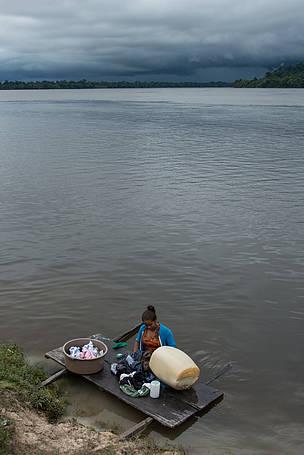 No mundo todo, mais de 1 bilhão de pessoas obtém água potável e alimento de áreas úmidas como várzeas, pântanos, igapós e mangues