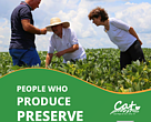 People who Produce and Preserve