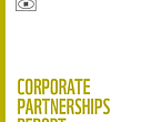 Corporate Partnerships Report 2016