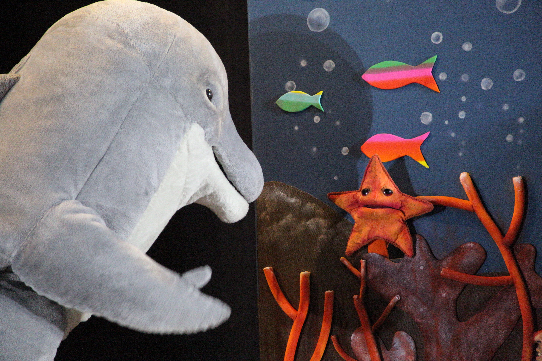 bc470fcdb072 Parceria entre WWF-Brasil e Instituto Mar Adentro realiza peça sobre ...