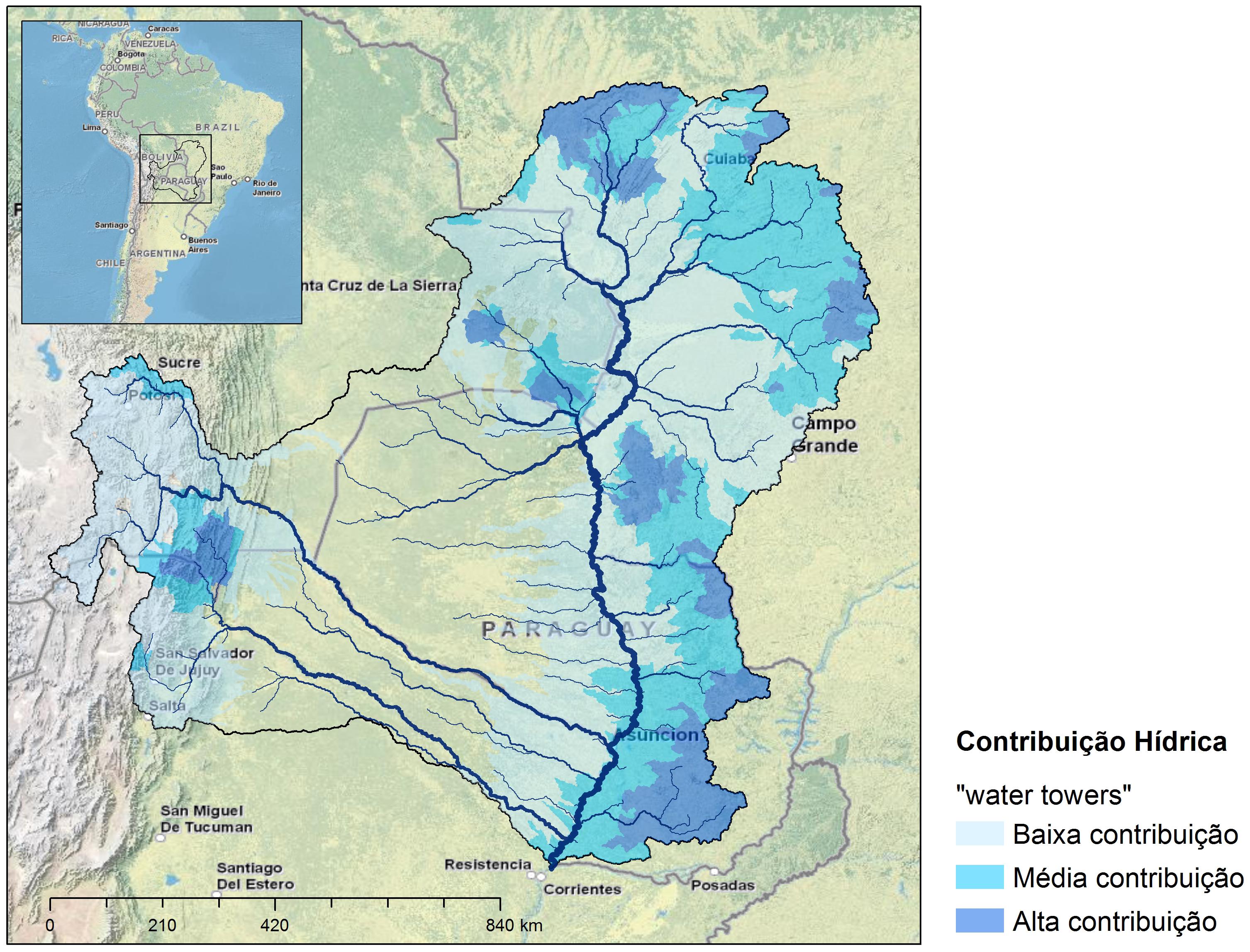 Disregard for springs and rivers threatens the Pantanal | WWF Brasil