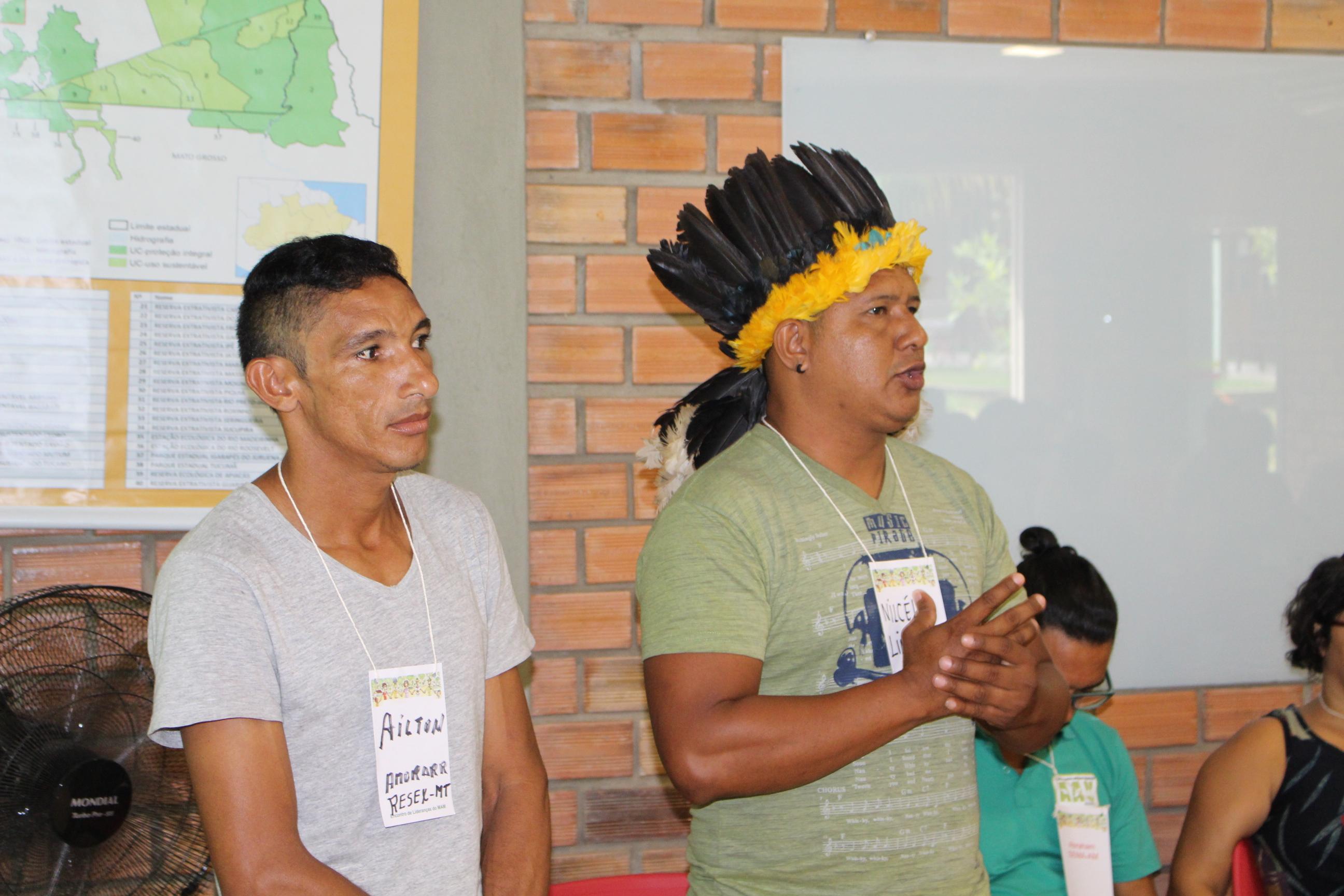 Calcule Os Custos Dos Conflitos As Malu Souza: Mosaico Da Amazônia Meridional: Lideranças Vão Acionar